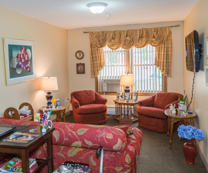 Assisted Living living room