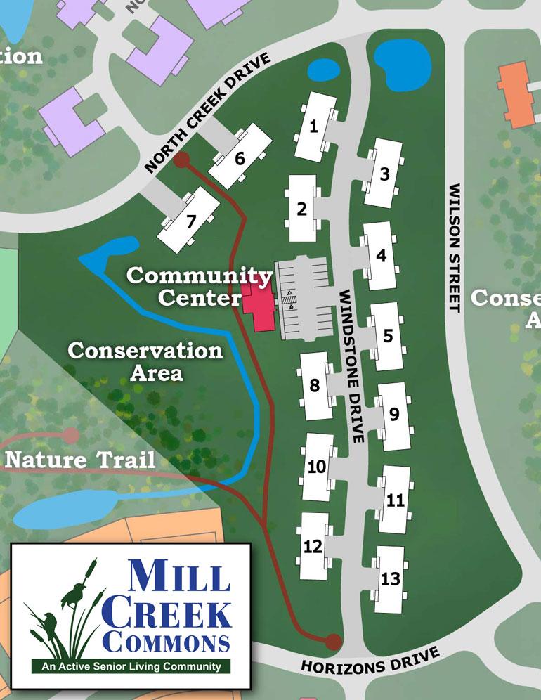 community living layout